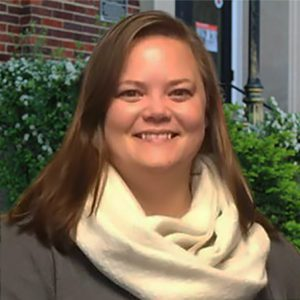 Shanda Hansen - Community Based Center Director