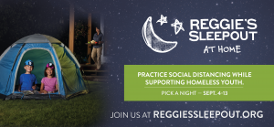 Sleepout in your own backyard to support homeless youth